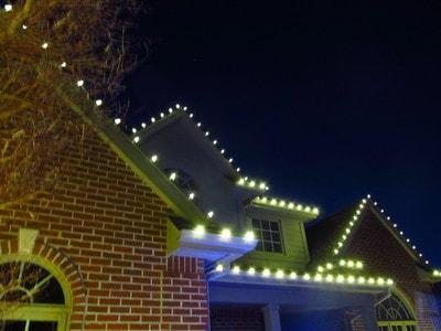 Christmas Light Installation Service