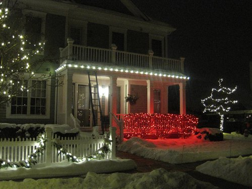 Commercial Christmas Lights.Commercial Holiday Lighting Hassle Free Commercial