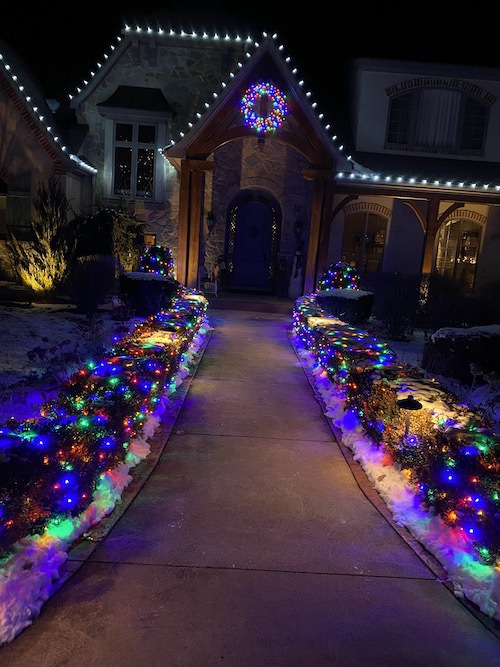 Professional Christmas Light Installer