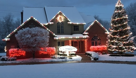 Christmas Light Decorators