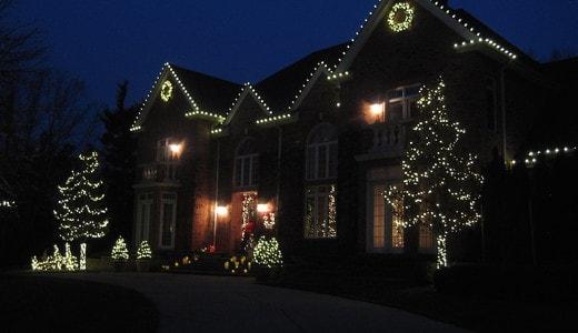 xmas lighting decorations. christmas light installation ann arbor residential installers holiday xmas lighting decorations